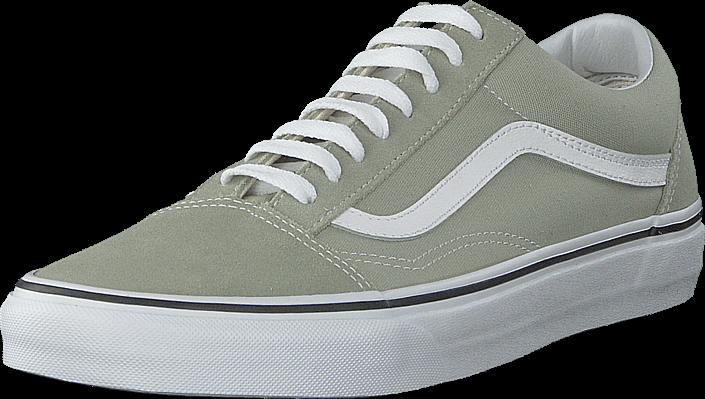 Footway SE - Vans Ua Old Skool Desert Sage/true White, Skor, Sneakers & Sportskor, Låga sneak 747.00
