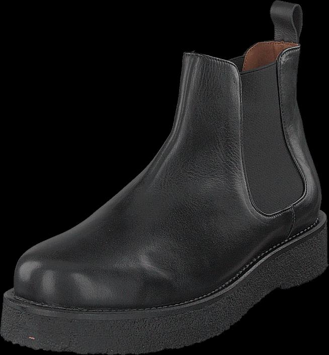Twist & Tango Seoul Boots Black, Sko, Boots, Chelsea boots, Svart, Dame, 36