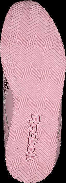 Reebok Classic - Reebok Royal Cljog 2 Practical Pink/white