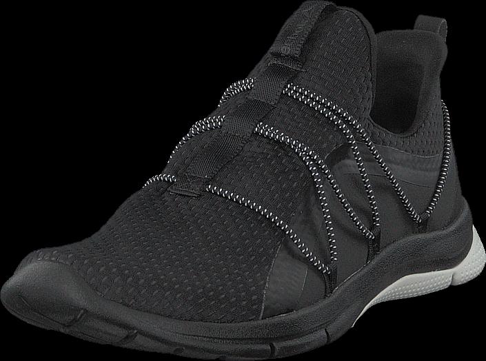 Reebok Reebok Print Her 3.0 Lace Black/white/coal, Skor, Sneakers & Sportskor, Sneakers, Svart, Dam, 37