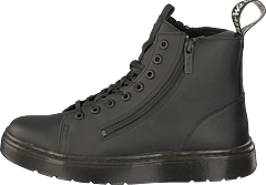 sale retailer 769ca a2b66 Dr Martens - Talib Zip Black