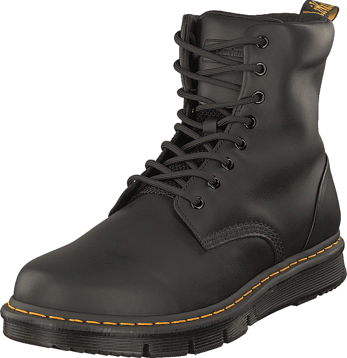 Footway SE - Dr Martens Lexington Black, Skor, Kängor & Boots, Kängor, Grå, Unisex, 45 1647.00