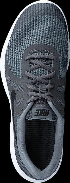 Nike - Nike Revolution 4 Bg Dark Grey/cool Grey/wht-blk