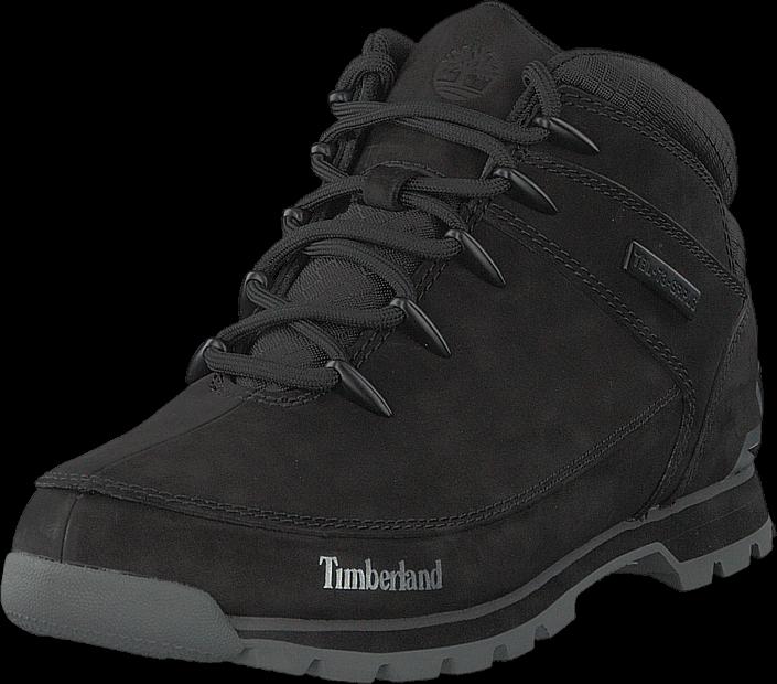 Footway SE - Timberland Euro Sprint Black Reflective, Skor, Kängor & Boots, Kängor, Svart, He 1447.00