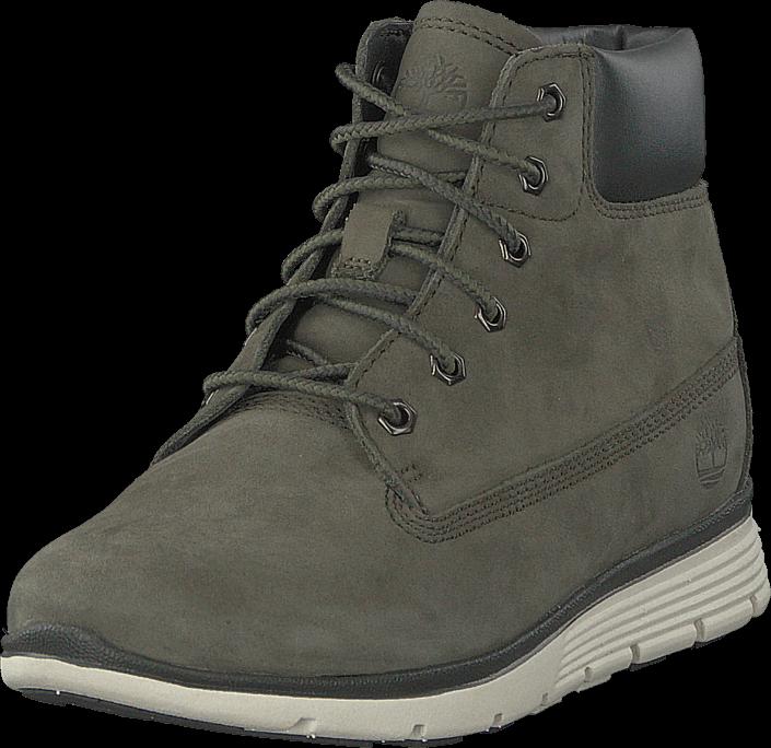 Timberland Killington ''6 Side-zip Dark Green, Sko, Boots & Støvler, Kraftige støvler, Grå, Unisex, 31