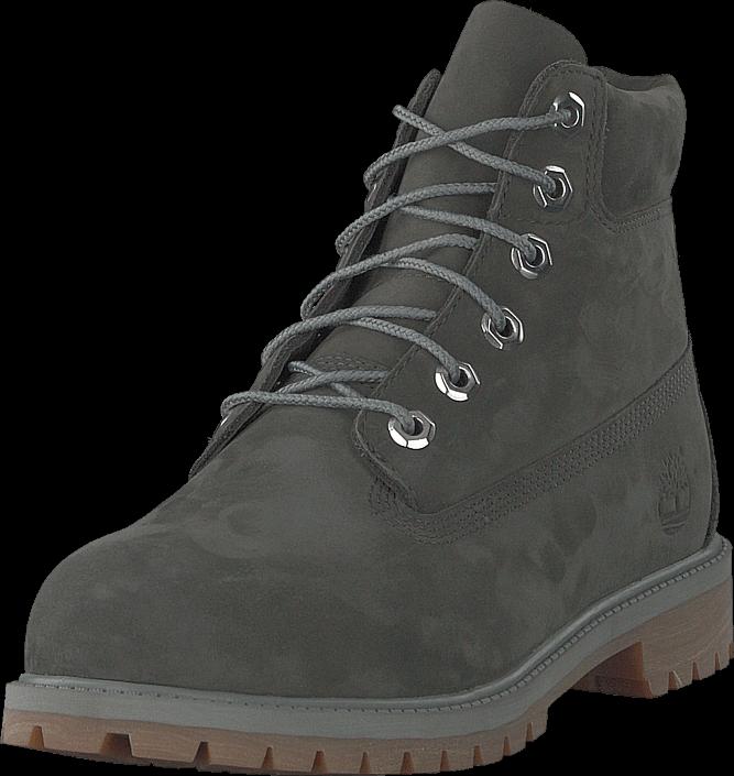 """Timberland - 6 """" Classic Boot Dark Grey"""
