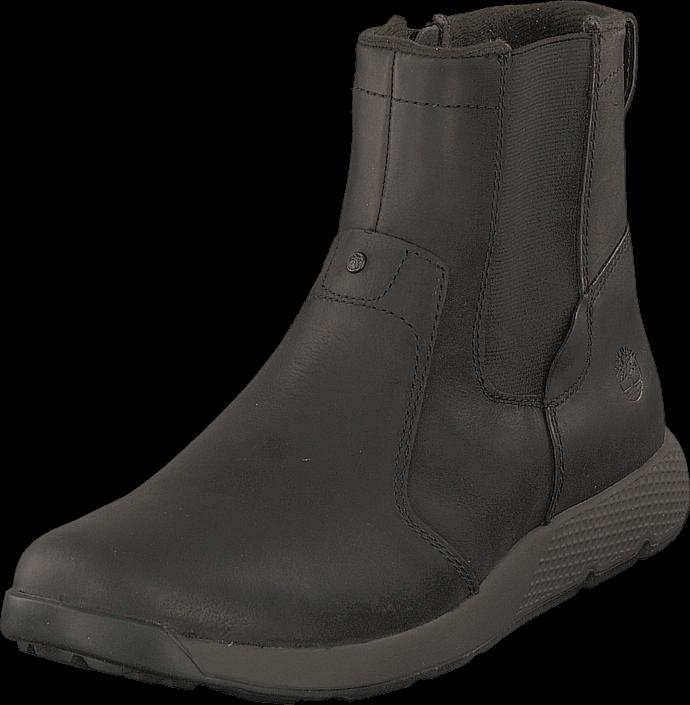 Timberland Metroroam Black, Sko, Boots & Støvler, Chelsea boots, Sort, Unisex, 39