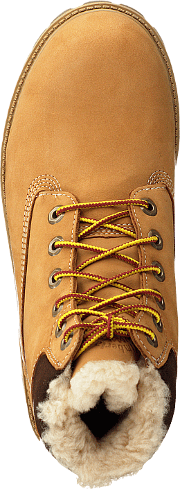 "Timberland - Timberland 6"" Icon Warm Lined Wheat"