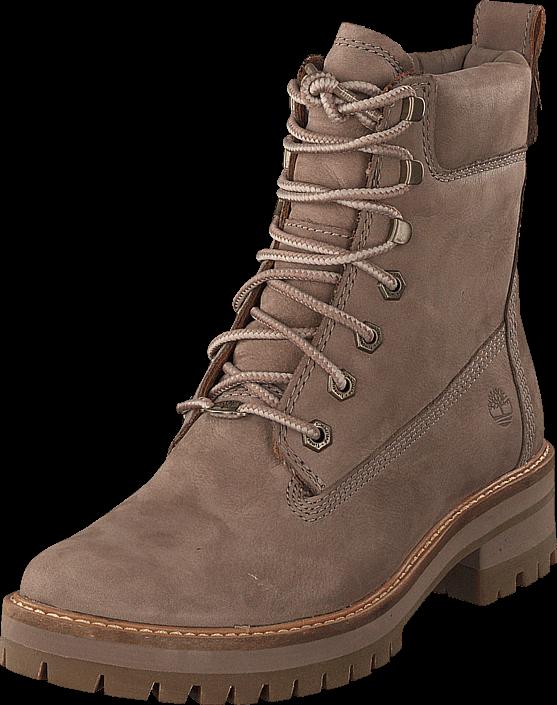 Timberland Cormayeur Valley Medium Grey, Sko, Boots & Støvler, Kraftige støvler, Brun, Dame, 39
