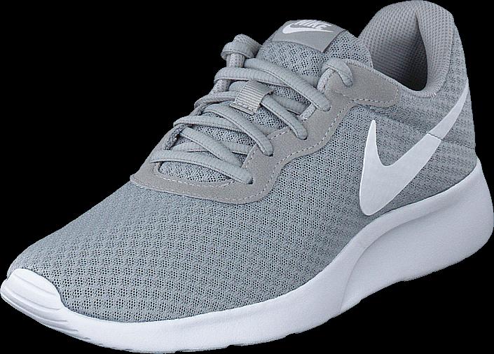 Nike - Men's Tanjun Wolf Grey/white