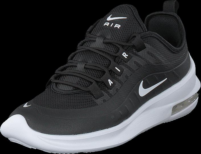 Nike Wmns Air Max Axis Black/white, Sko, Sneakers & Sportsko, Høye Sneakers, Grå, Dame, 36