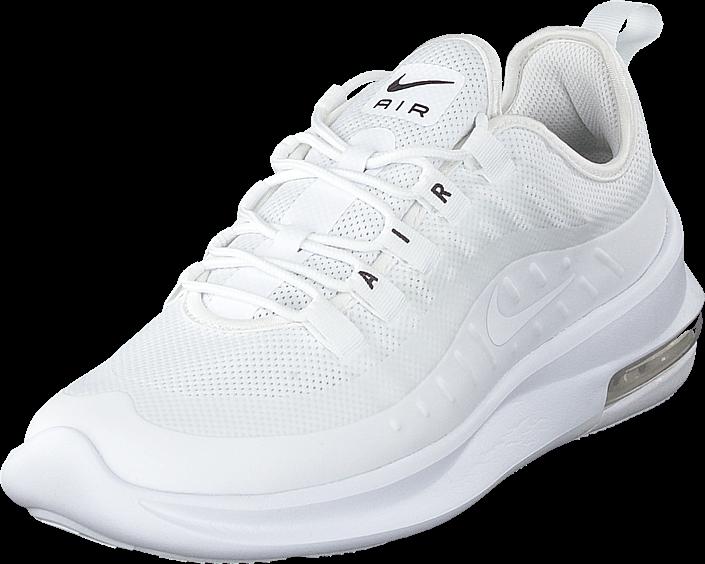 Nike Wmns Air Max Axis White/white, Sko, Sneakers & Sportsko, Sneakers, Hvit, Dame, 36