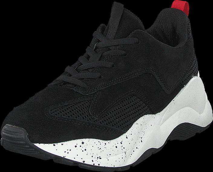 e1554054bf7 Bianco Becky Suede Sneaker 101 - Black 1, Skor, Sneakers & Sportskor,  Löparskor, Svart, Dam, 40