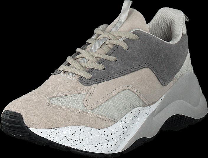 5fb3683c24a Bianco Becky Suede Sneaker 151 - Light Grey 1, Skor, Sneakers & Sportskor,  Sneakers, Grå, Dam, 40