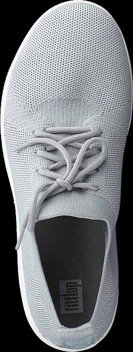 F sporty Uberknit Sneaker Pearl