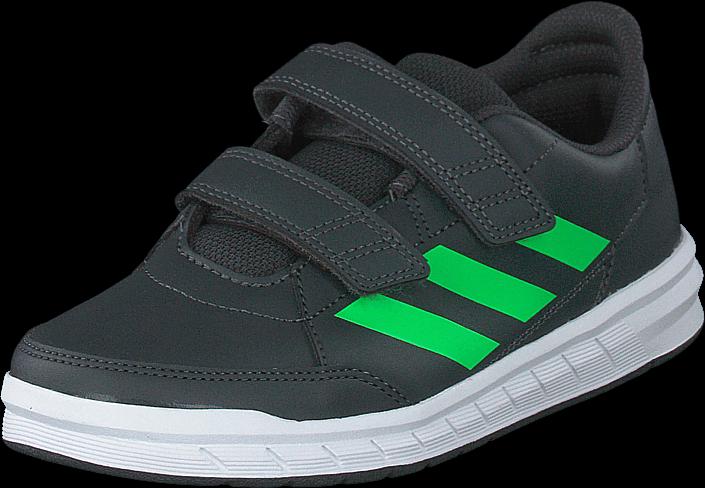 adidas Sport Performance Altasport Cf K Gresix/sholim/ftwwht, Skor, Lågskor, Promenadskor, Blå, Grå, Unisex, 35