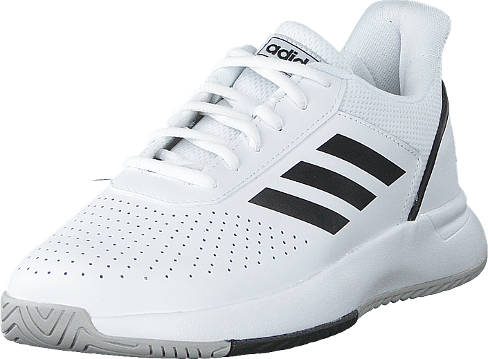 super popular d7066 3741f adidas Sport Performance Courtsmash Ftwwht cblack gretwo