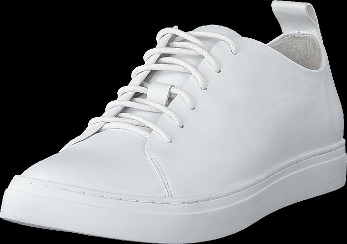 Tiger of Sweden Brukare White, Sko, Sneakers & Sportsko, Lave Sneakers, Hvit, Herre, 40
