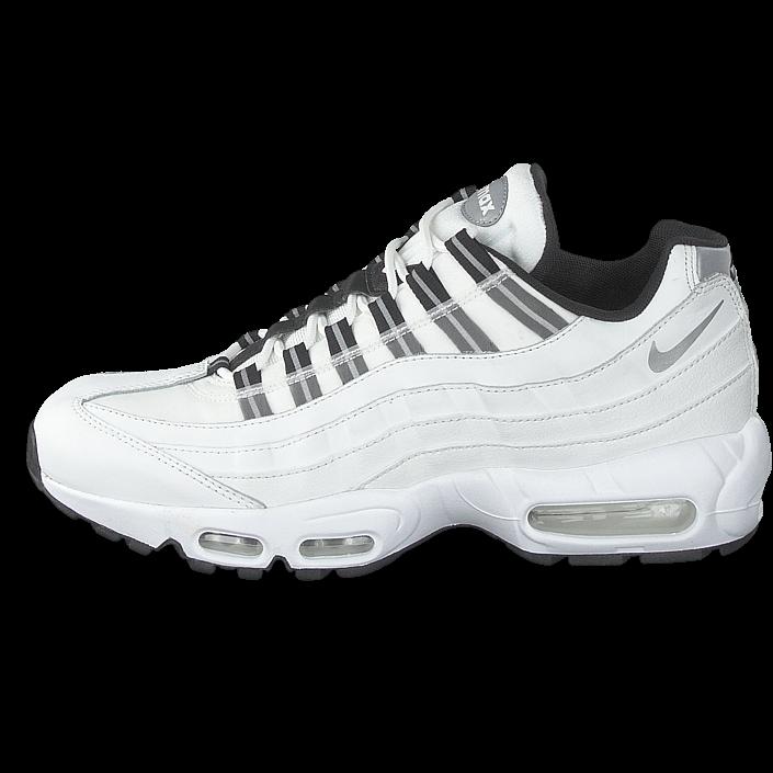 quality design f1d5c 83de2 ... low price kjøp nike wmns nike air max 95 og white black reflect silver  hvite sko